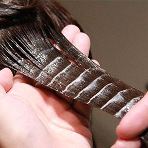 髪の栄養補給